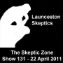 Artwork for The Skeptic Zone #131 - 22.April.2011