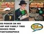 Artwork for Ed Piskor and his Hip Hop Family Tree Comics