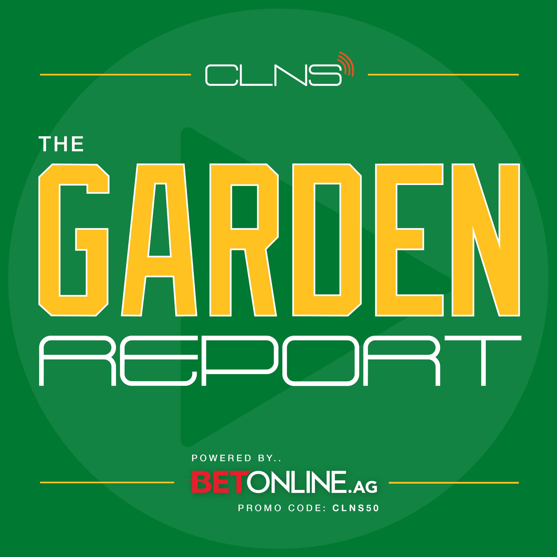 The Garden Report | Boston Celtics Post Game Show from TD Garden show art