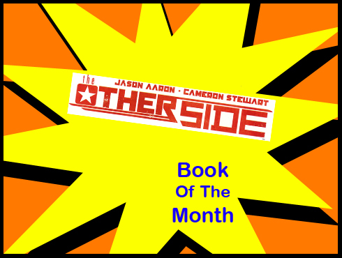 Cammy's Comic Corner - Book Of The Month - The Other Side