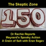 Artwork for The Skeptic Zone #150 - 3.Sep.2011