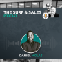 Artwork for Surf and Sales S1E23 - Growing into a Sales Manager with Daniel Molas of SolarWinds