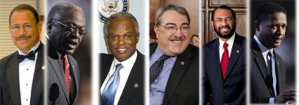 Bishop, Davis, Green, Butterfield, Scott & Clyburn:  The CBC's 6 Eunuchs of War