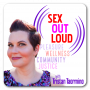 Artwork for Megan Andelloux on Reducing Sexual Shame and Advancing the Field of Sexuality