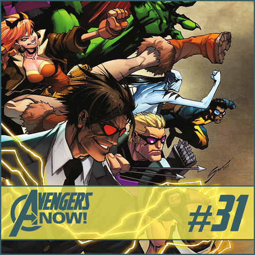 Cultural Wormhole Presents: Avengers Now! Episode 31