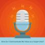 Artwork for Communicate_My_Value