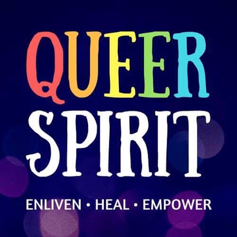 The Queer Spirit show art