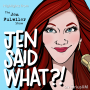 Artwork for Jen's special interview with EWTN's Marcus Grodi, and rants about Daylight Saving Time