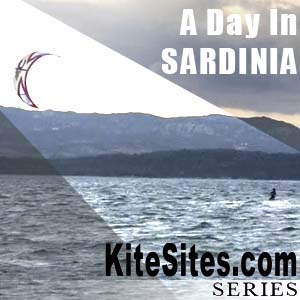 Kitesurfing in the Mediterranean: A Day in Sardinia