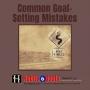 Artwork for S5: 42: Common Goal-Setting Mistakes