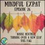 Artwork for ME26 (Rebroadcast): Bonne Rentrée! Turning Over a New Leaf This Fall