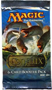 Conflux 6 Card Booster