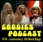 Artwork for Goodies Podcast 34 - commentary: That Old Black Magic