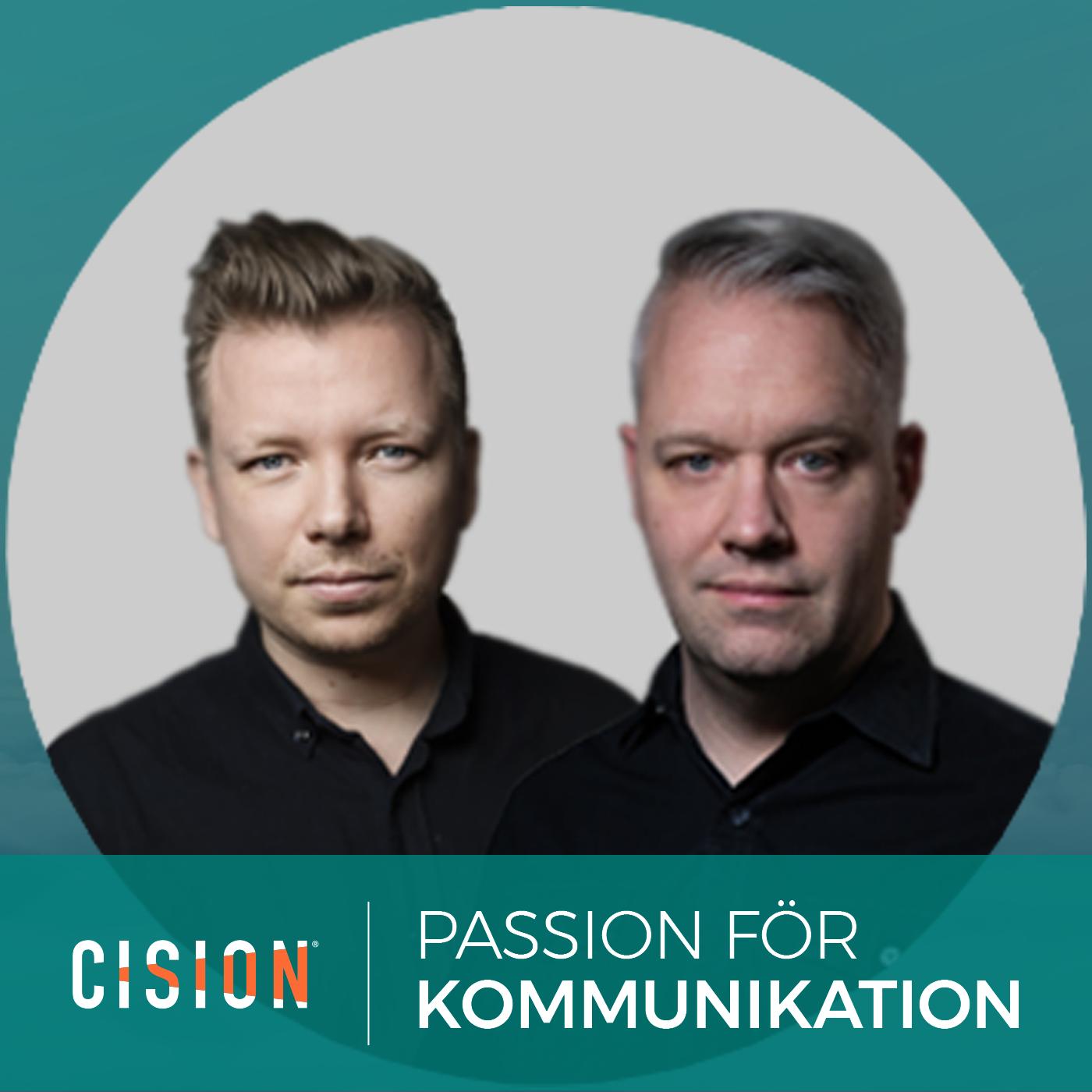 Livepodd om Svenskarna och internet - allt du behöver veta som kommunikatör