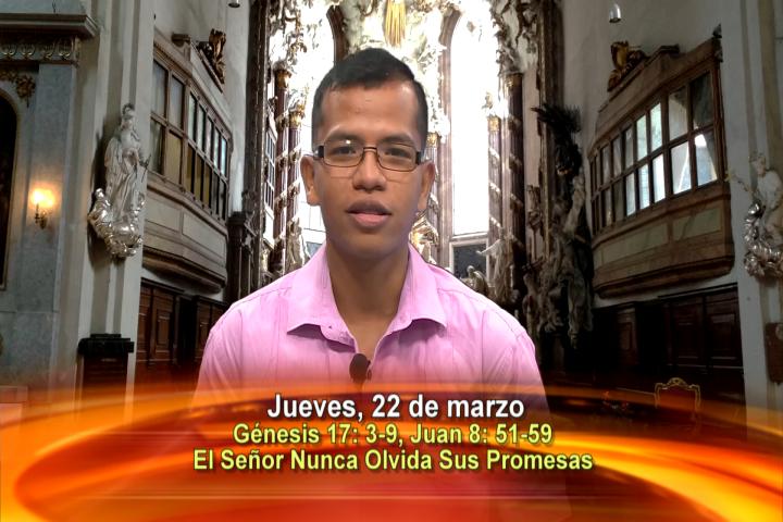 Artwork for Tema el hoy:  El Señor Nunca Olvida sus Promesas.
