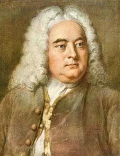 Handelmania Presents Handel.