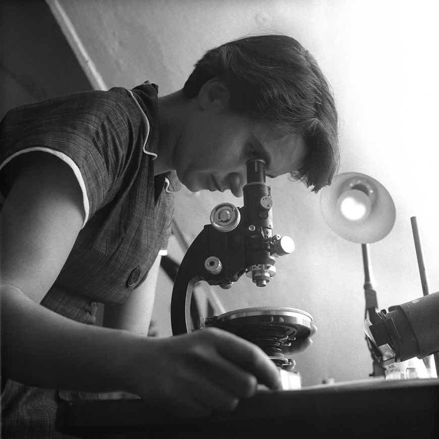 Ep. 31: A world without Rosalind Franklin