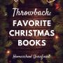 Artwork for Throwback: Favorite Christmas Books