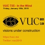 Artwork for VUC735 - In the Wind