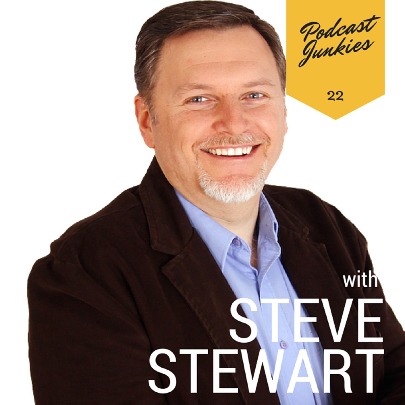 022  Steve Stewart | This Vinyl-Loving DJ Also Happens To Be a Veteran Podcaster
