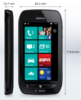 DC93: Nokia Lumia 710 Longitudinal Review
