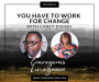 Artwork for Ep 36: You Have To Work For Change with Carey Digsby