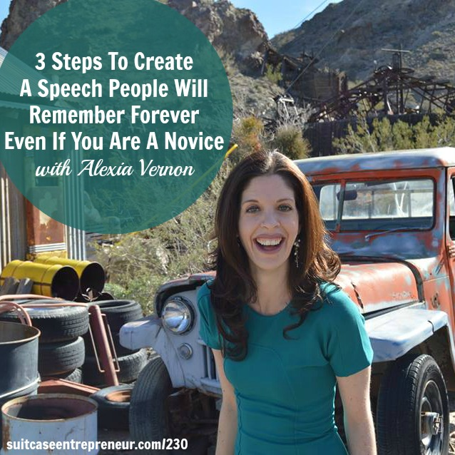 [230] 3 Steps To Create A Public Speech People Will Remember Forever Even If You Are A Novice