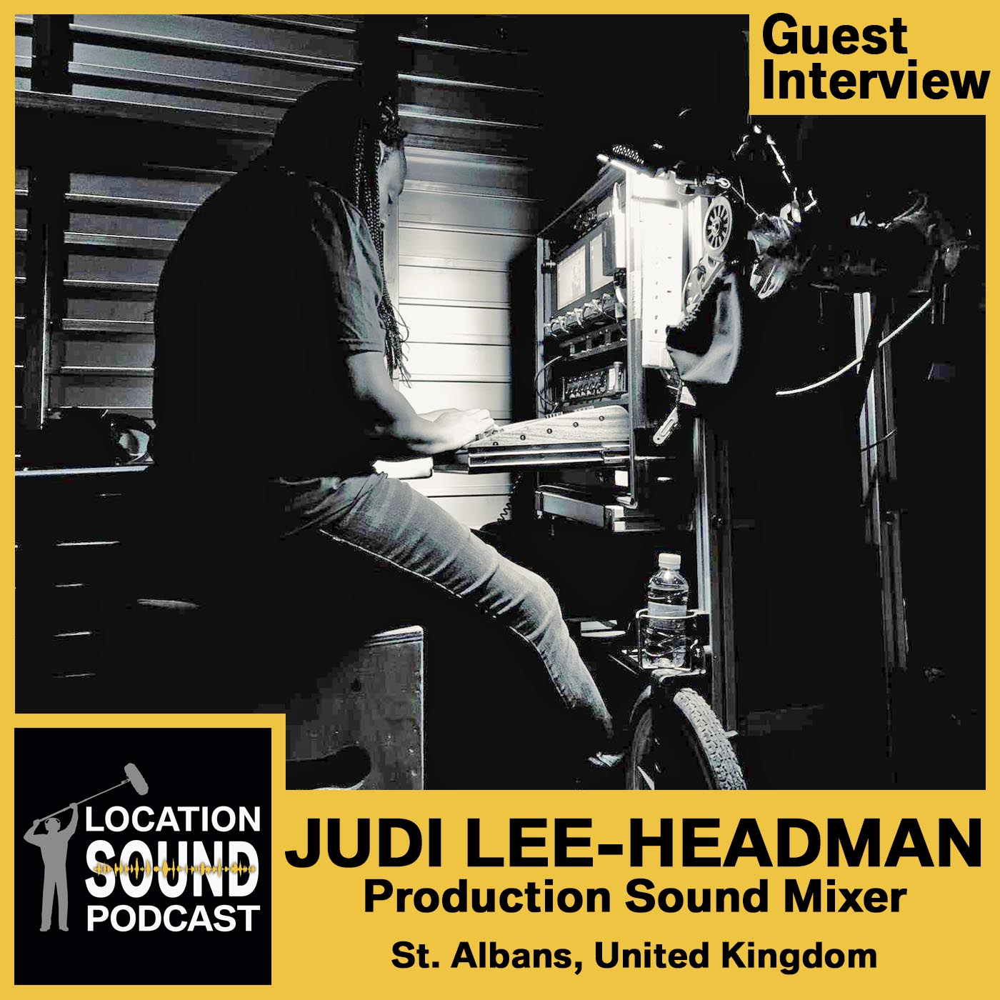 075 Judi Lee-Headman - Production Sound Mixer based out of St. Albans, UK
