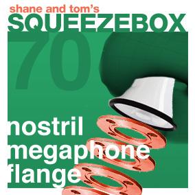nostril megaphone flange (70)