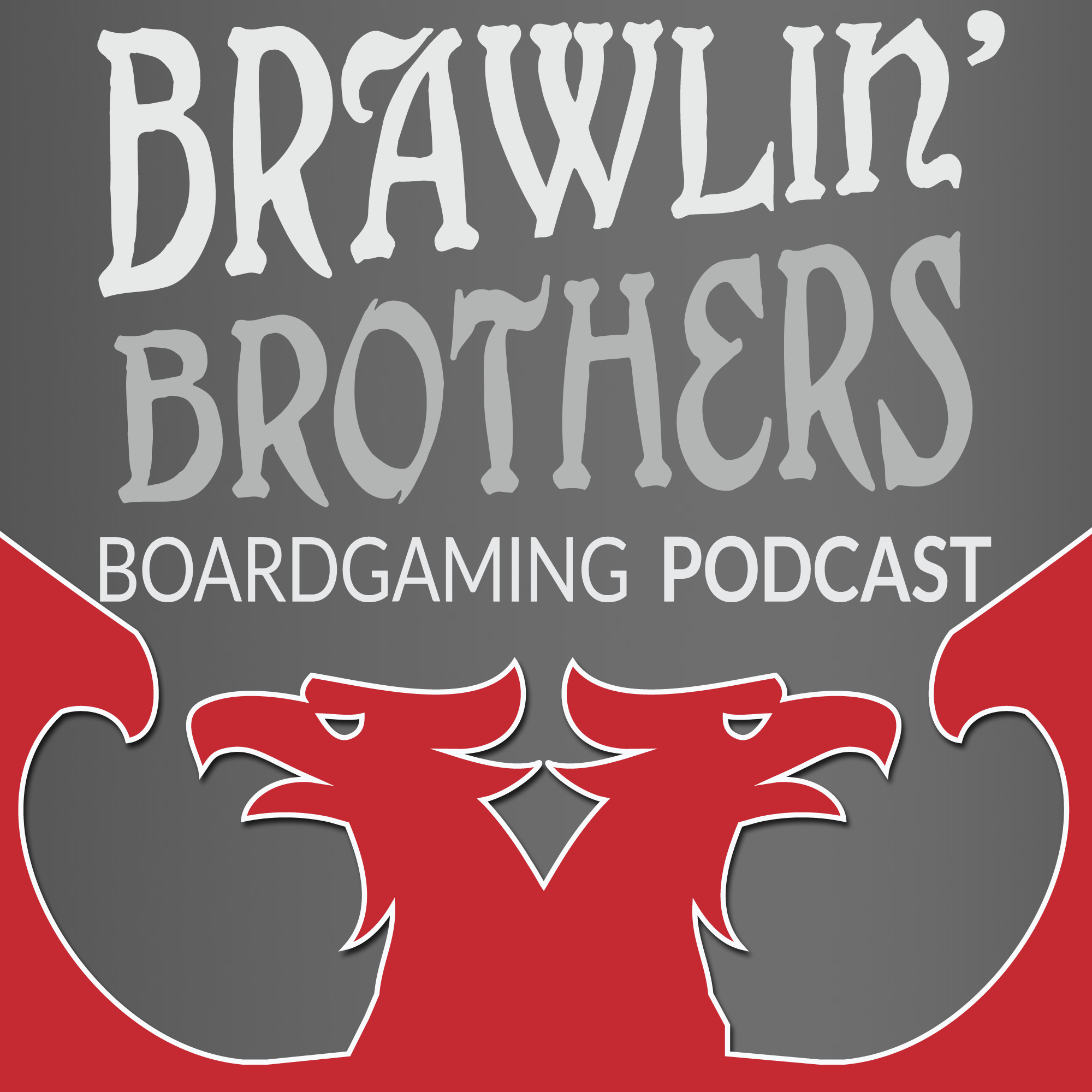 Brawling Brothers Boardgaming Podcast show art