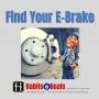 Artwork for S631: Find Your E-Brake