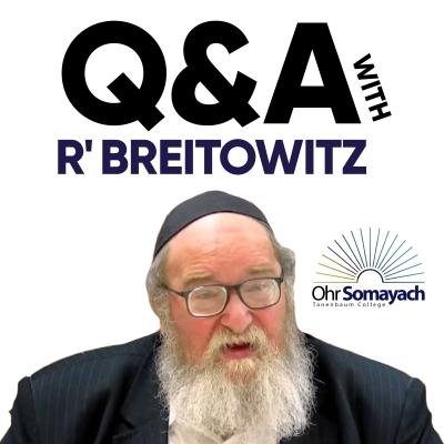 QAWITHRABBIBREITOWITZ's podcast show image