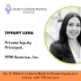 Artwork for How I Became a Latina Private Equity Principal, with Tiffany Luna