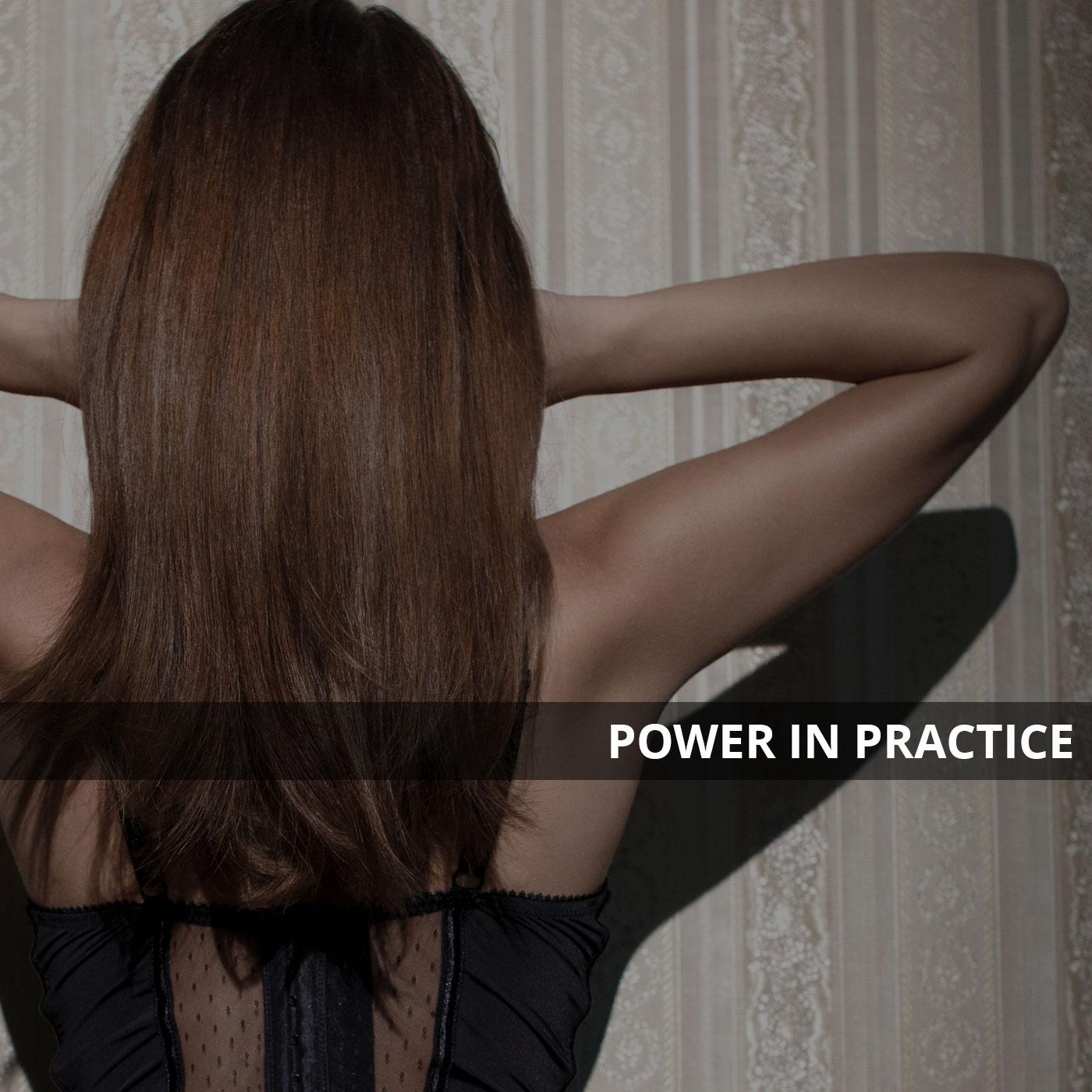 Power In Practice show art