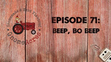 Artwork for Ep 71: Beep, Bo Beep