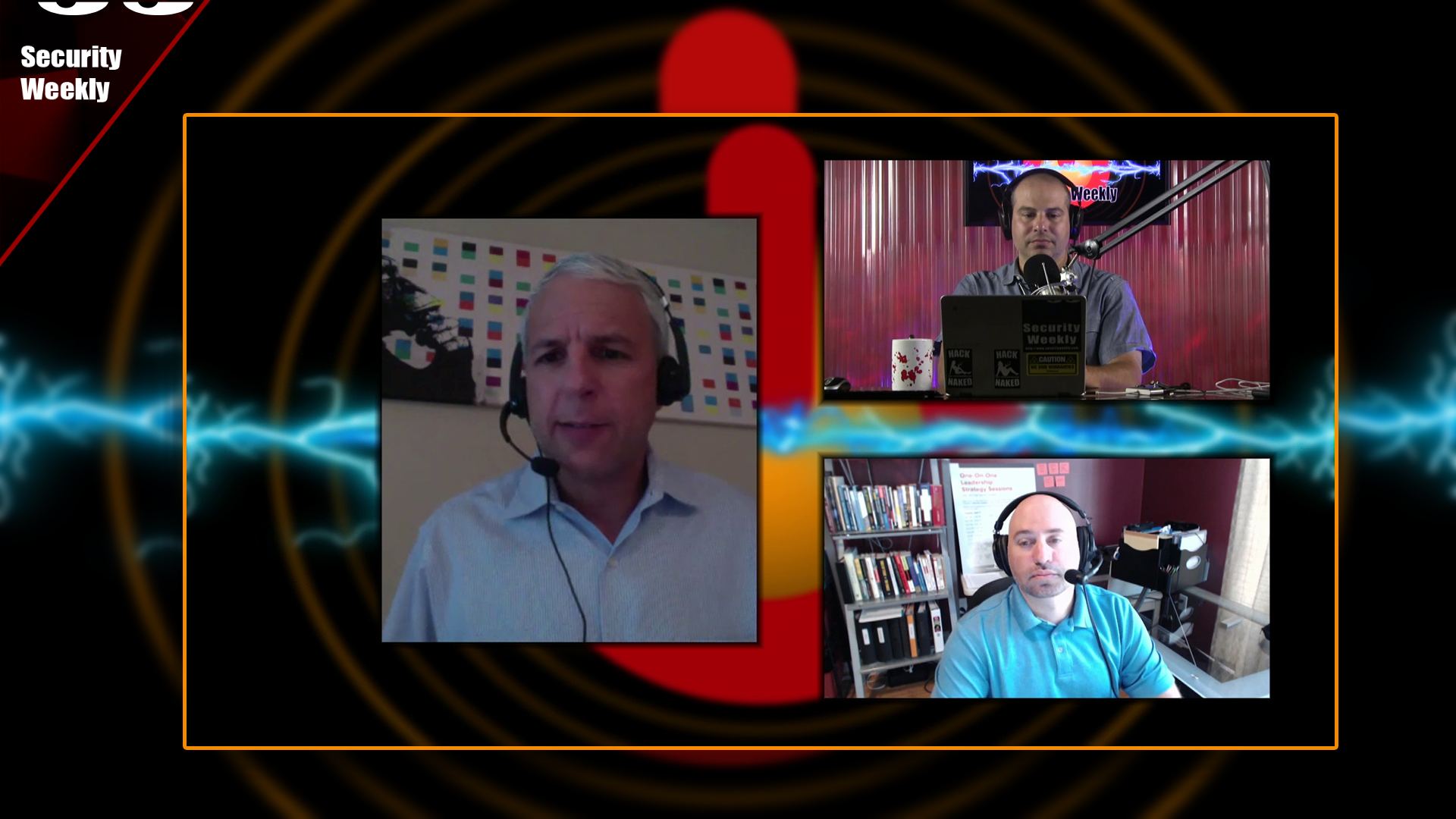 Artwork for Ronnie Feldman, Learnings & Entertainments - Startup Security Weekly #47