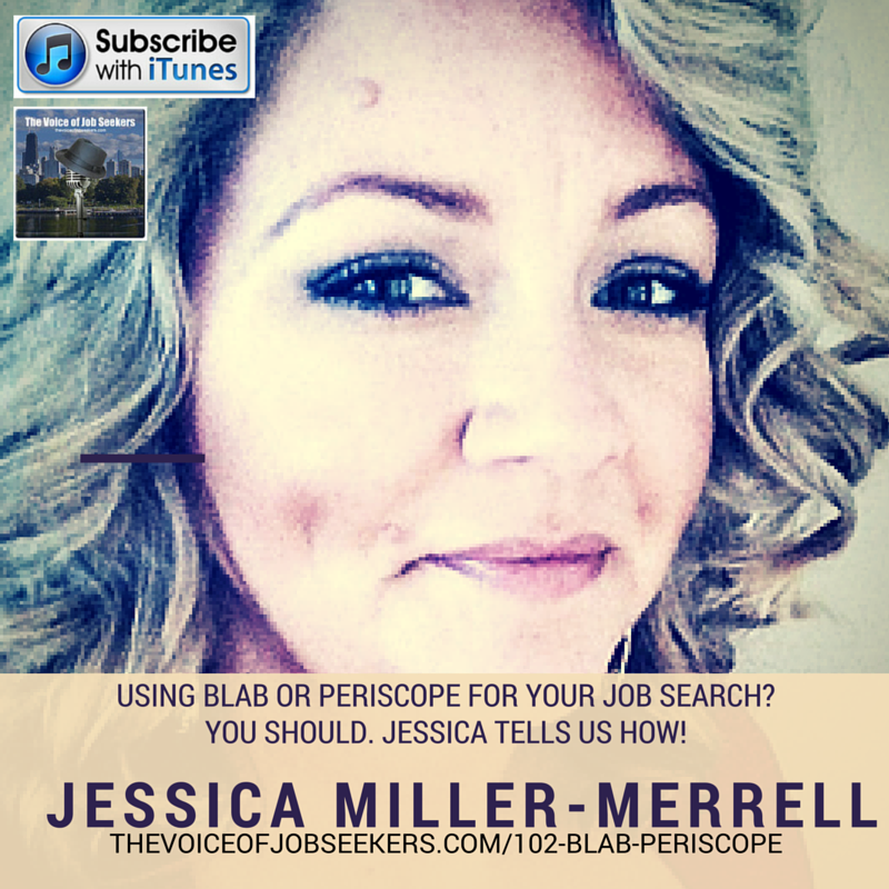 Should You Use Blab or Periscope for Your Job Search