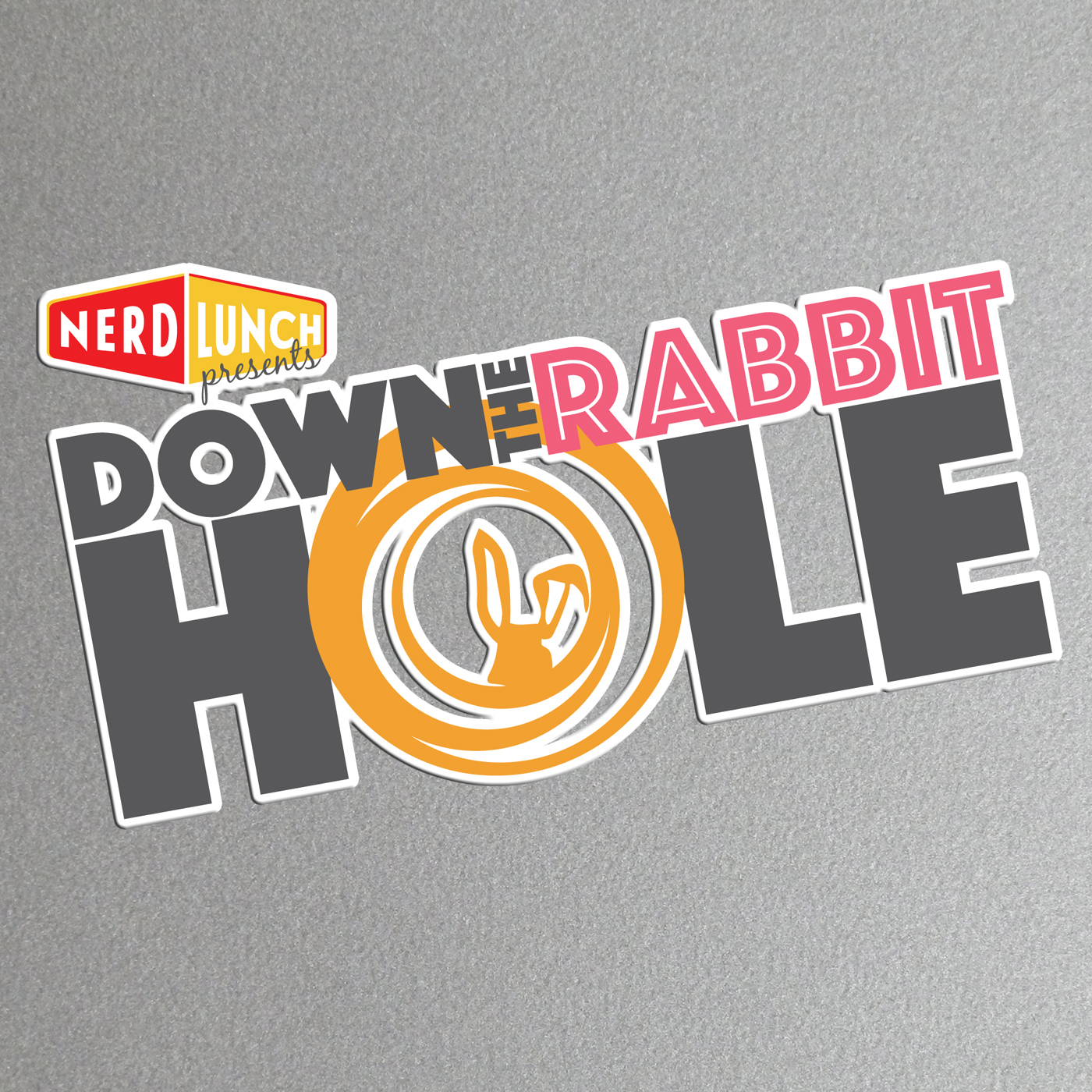 Artwork for Down the Rabbit Hole with Jonathan DeMuth