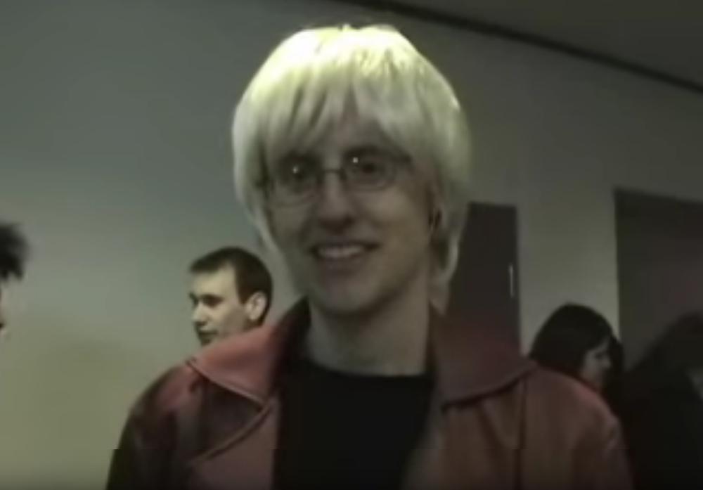 Jon Cosplaying in 2007