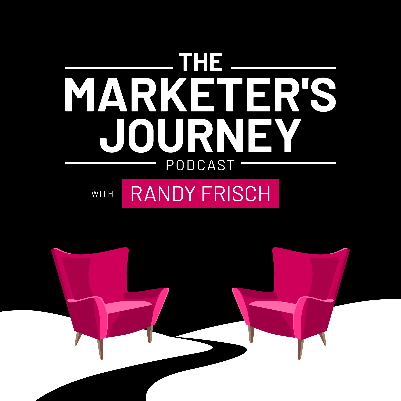 The Marketer's Journey show art