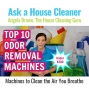 Artwork for Angela Brown's Top 10 Odor Removal Machines Under $300