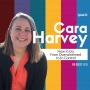 Artwork for 054 How to Go From Overwhelmed to In Control with Cara Harvey