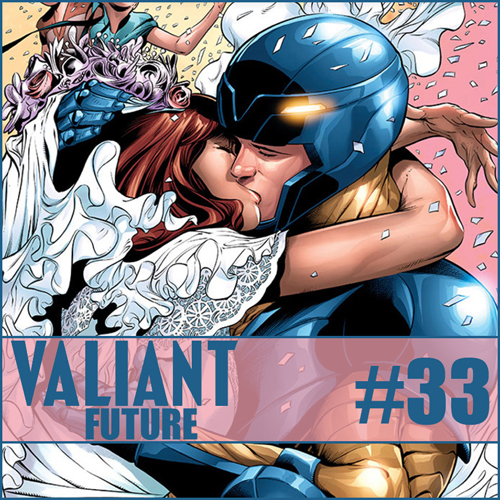 Cultural Wormhole Presents: Valiant Future Episode 33