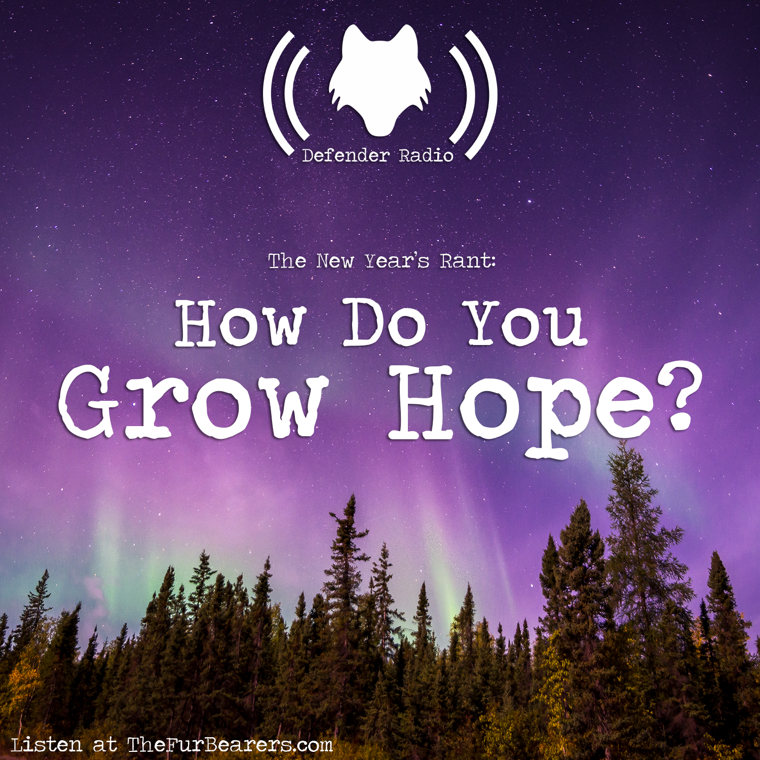 Artwork for The New Year's Rant: How Do You Grow Hope? (Ep. 507)