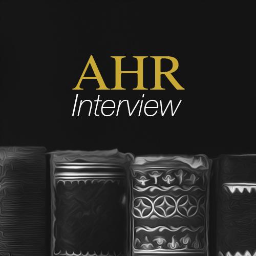 AHR Interview show art