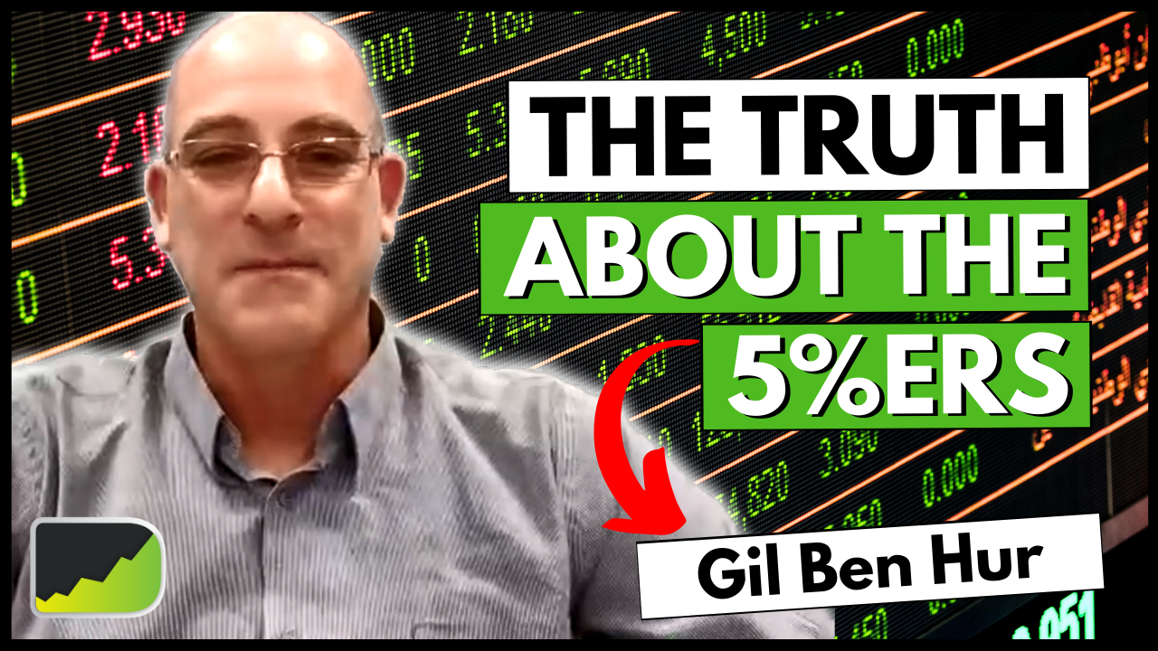 Gil Ben Hur | The5%ers Interview