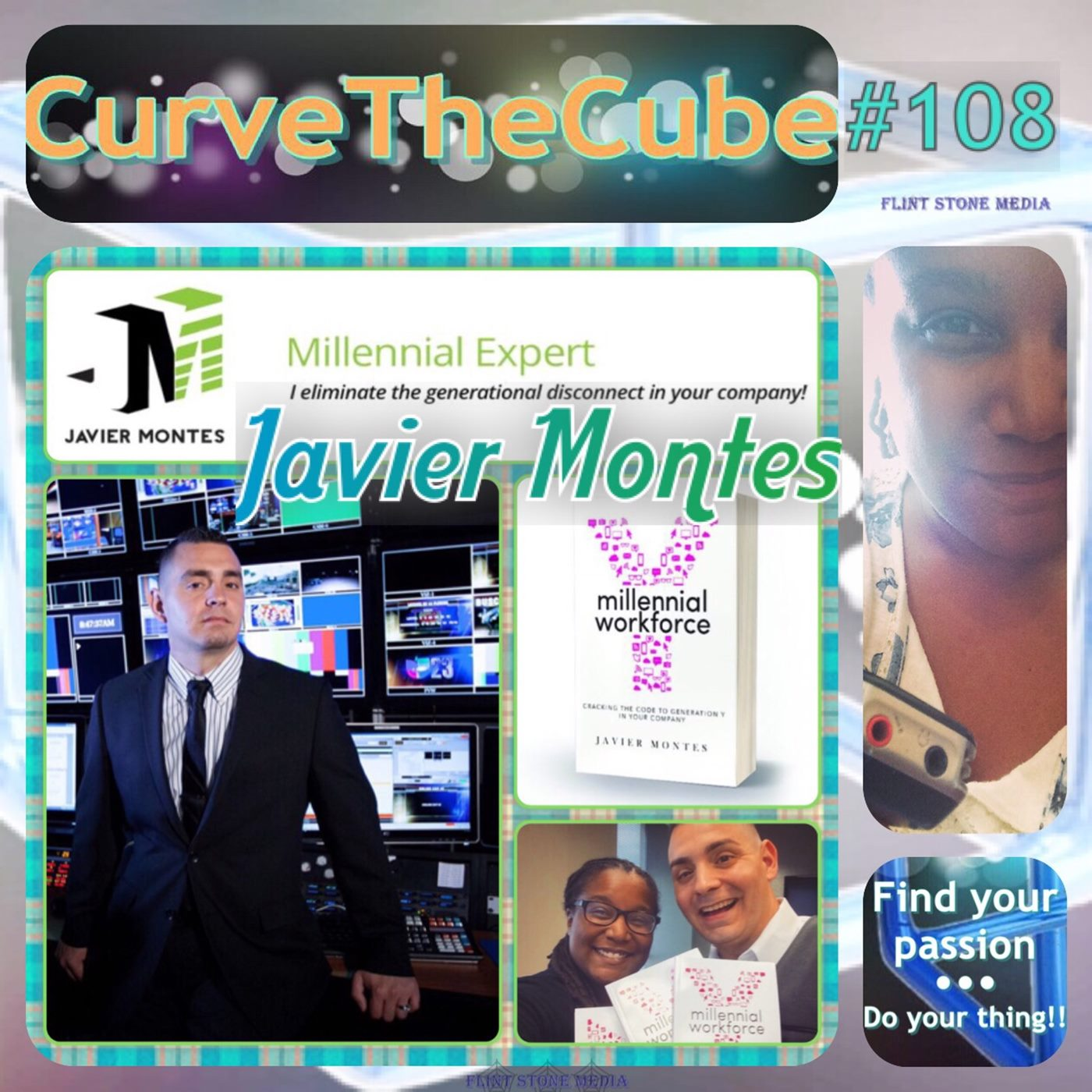 #108 - MILLENNIAL EXPERT, AUTHOR, AND INSPIRATIONAL SPEAKER - Javier Montes - 20170207