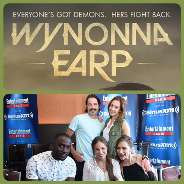Episode 713 - SDCC: Wynonna Earp w/ Melanie Scrofano/Dominique Provost-Chalkley/Beau Smith/Tim Rozon/Katherine Barrell/Shamier Anderson!
