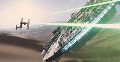AoH at the Movies: Star Wars TFA