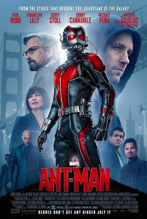 Ep. 158 - Ant-Man (The Borrowers vs. The Secret World of Arrietty)
